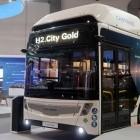 H2.City Gold: Caetanobus stellt Brennstoffzellenbus mit Toyota-Technik vor