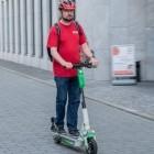 E-Scooter: Leih-Tretroller sollen auch im Winter in Berlin fahren