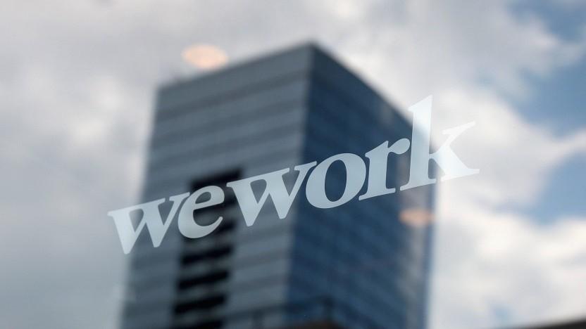 Wework macht hohe Verluste