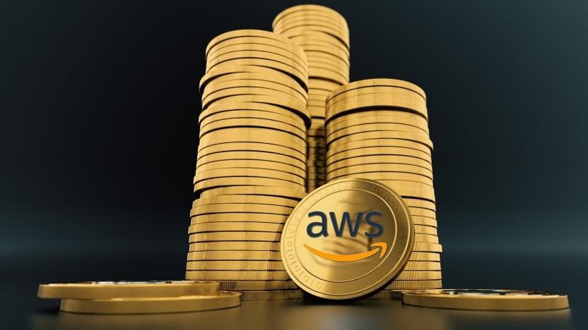 AWS verdient viel Geld mit Datentransfers.