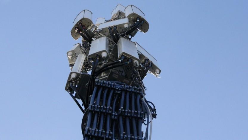 O2 LTE-Netz auf dem Oktoberfest