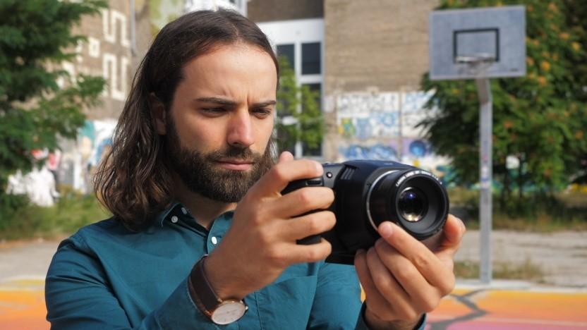 Die Pocket Cinema Camera 6K im Video
