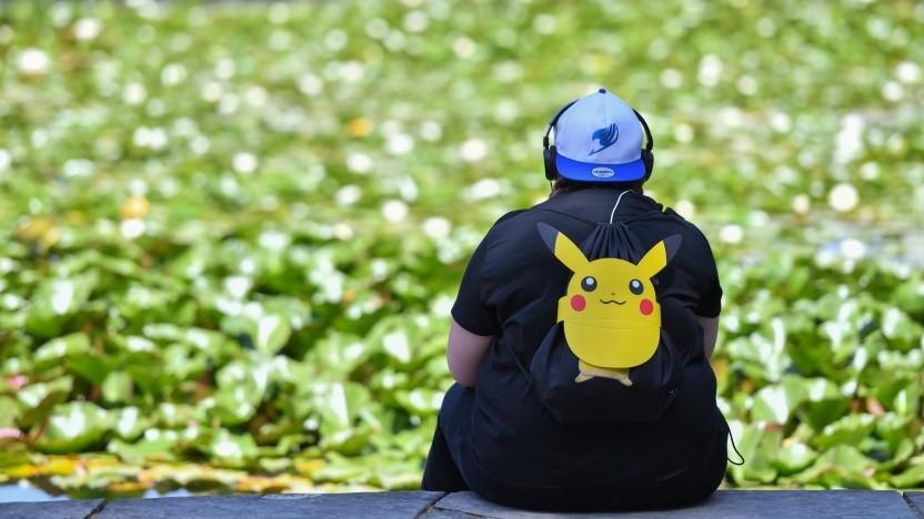 Pokémon-Go-Spieler in Nordrhein-Westfalen
