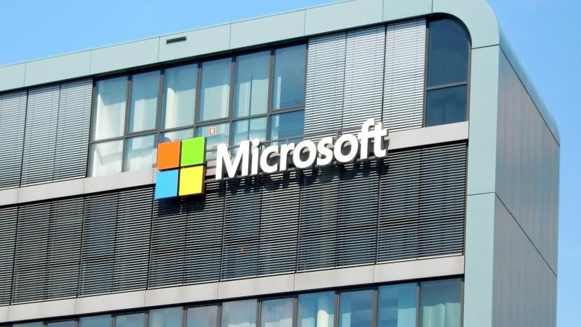 Kölner Sitz von Microsoft