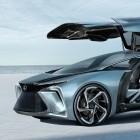 Konzeptstudio: Toyota zeigt futuristisches Elektroauto von Lexus
