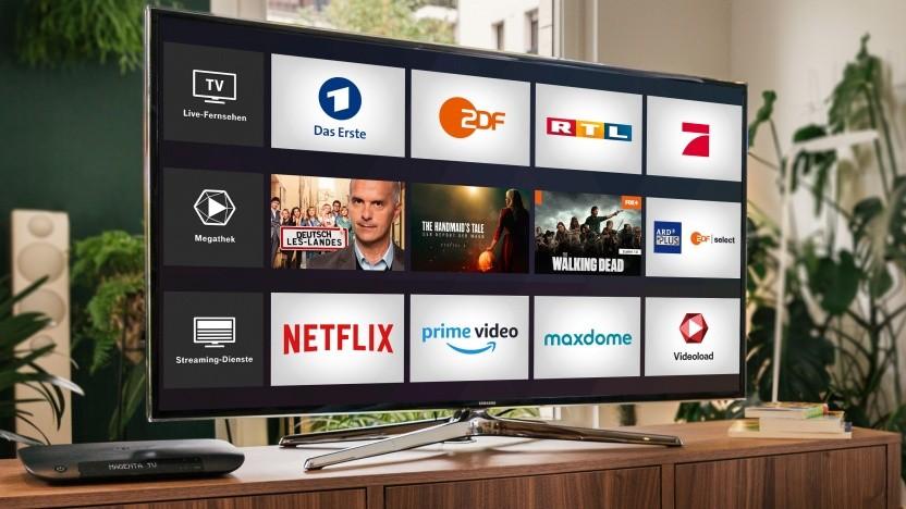 Magenta TV Netflix verfügbar
