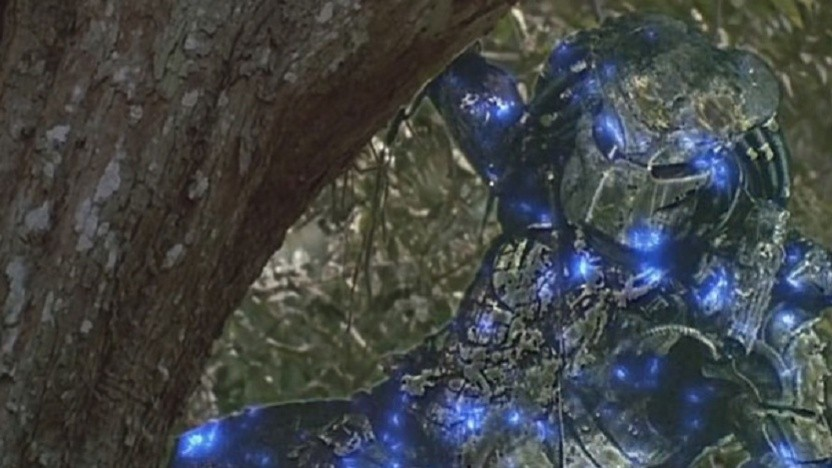 Tarnmäntel waren bisher in Sci-Fi-Filmen wie Predator ein Thema.