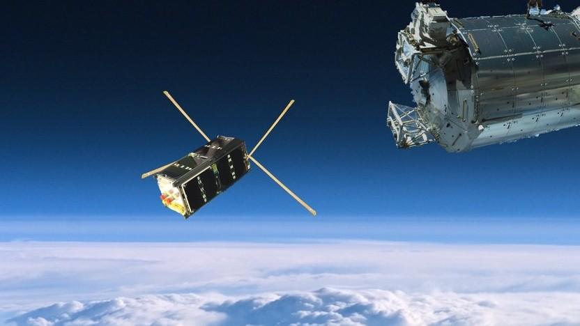 Nanosatellit SOMP2