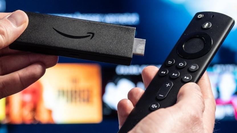 Apple-TV-App gibt es anfangs nur für Fire-TV-Sticks.