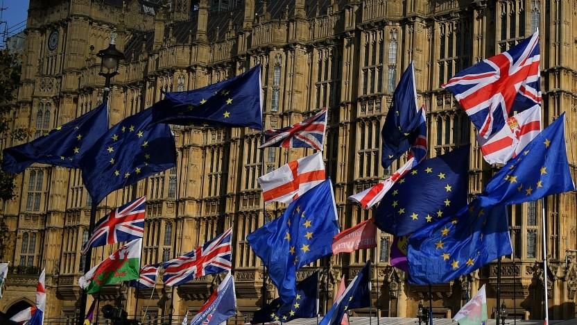Die Brexit-Verhandlung haben auch Auswirkungen auf die Vergabe von .eu-Domains.
