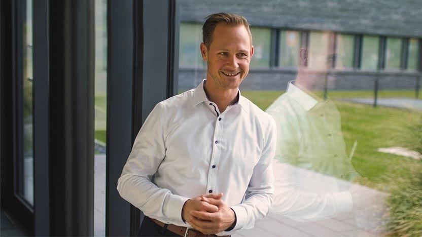 Patrick Dinnups, Director SAP Operations CoE, beteiligt am Redesign der Systemlandschaft.