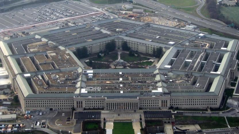 Das Pentagon erhält eine Microsoft-Cloud.