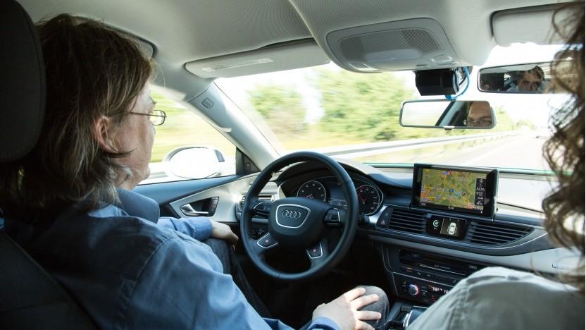 VW will selbstfahrende Autos in fünf Jahren auf den Markt bringen.