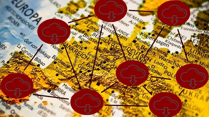 Gaia-X soll ein europäischer Cloud-Konkurrent zu Microsoft, AWS, Google und Co. sein.