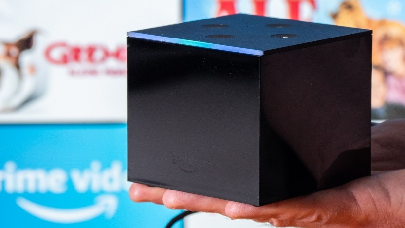 Amazons Fire TV Cube (im Video)