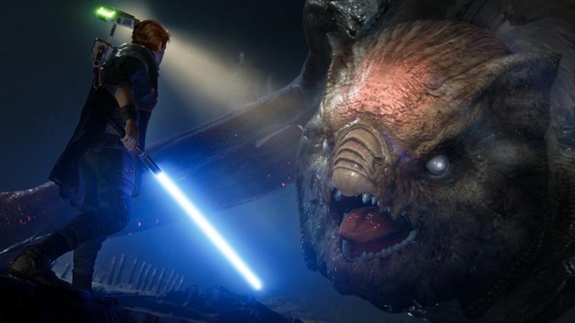 Artwork von Star Wars Jedi Fallen Order