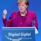 Campusnetze: Merkel kündigt mittelstandsfreundliche Kosten bei 5G an