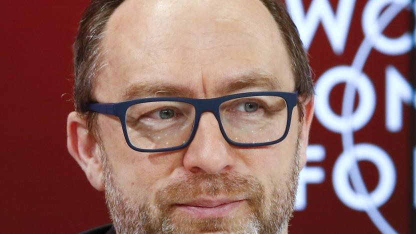 Wikipedia-Gründer Jimmy Wales sucht nach einem besseren Konzept für Wikitribune.