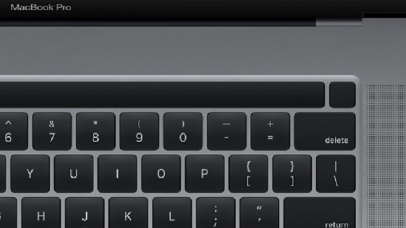 Das neue Maxbook Pro 16 soll eine veränderte Touchbar haben.