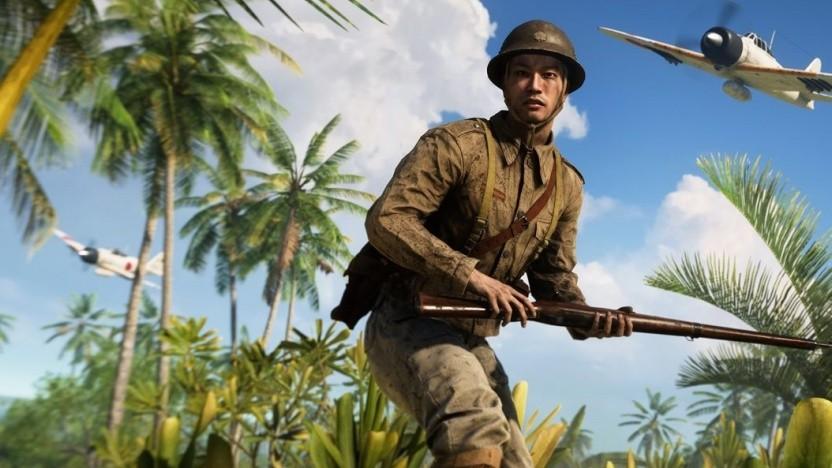 Artwork von Battlefield 5 Pazifik