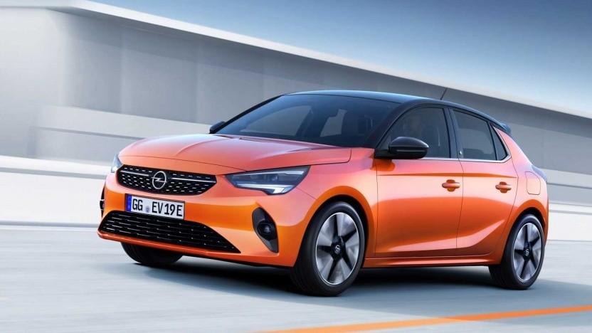 Bei einer Fusion könnte der Automobilkonzern Fiat Chrysler Automobiles (FCA) vom Know-how der Groupe Peugeot Société Anonyme (PSA) im Bereich des Elektroantriebs profitieren. Im Bild der Opel Corsa-e