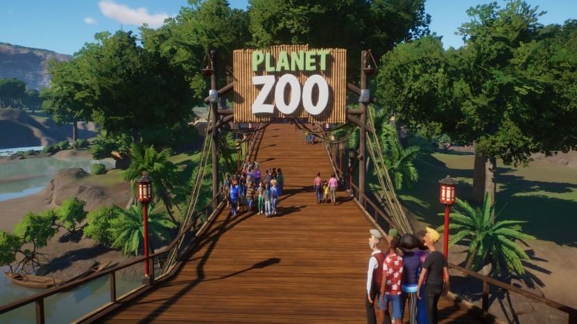 Willkommen im Planet Zoo!