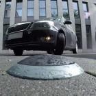 Bosch-Parkplatzsensor im Test: Ein Knöllchen von LoRa