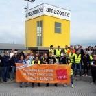 Verdi: Amazon-Beschäftigte streiken für bessere Arbeitsbedingungen