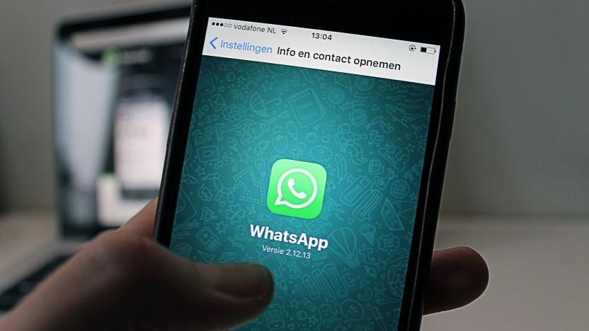 Ein Whatsapp-Anruf reichte, um die NSO-Schadsoftware zu installieren.