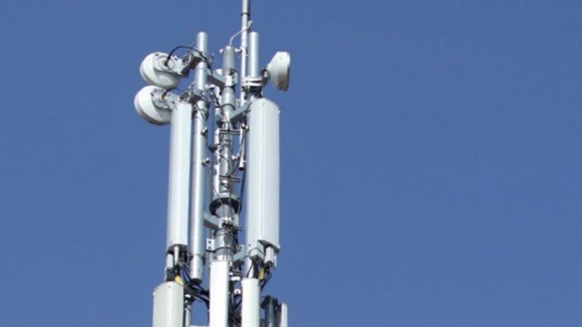 5G-Mobilfunkantenne von Huawei