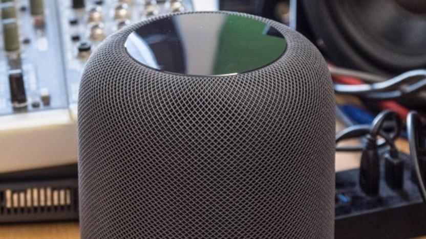 Apple verteilt aktualisierte Firmware für den Homepod.