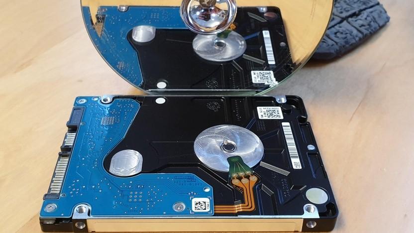 ZFS ermöglicht auch das Spiegeln von Laufwerken.