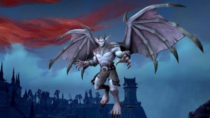 Artwork von World of Warcraft - Shadowlands