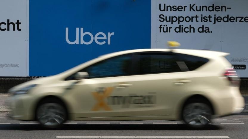 In Deutschland liegen Taxiverbände und Uber immer noch im Streit miteinander.