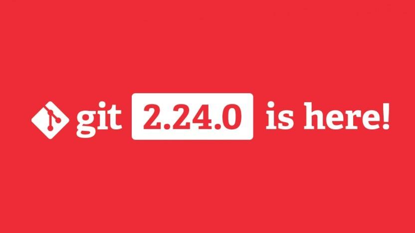 Git 2.24 ist erschienen.