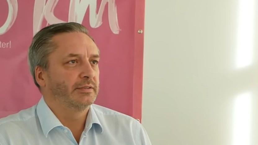 Telekom-Technikchef Walter Goldenits beantwortet Fragen.