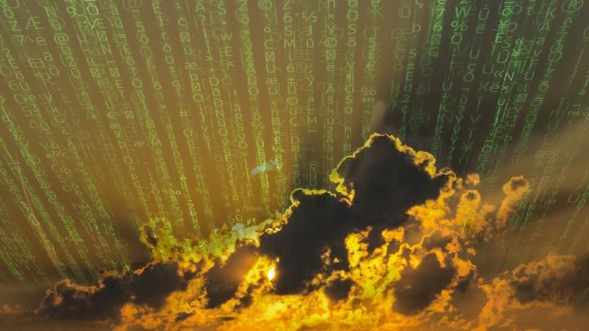 Visual Studio Online ist an die Cloud angebunden.