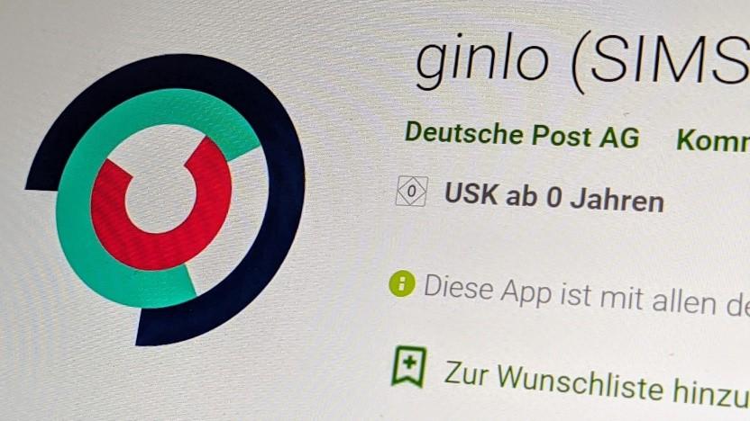 Der Messenger Ginlo wird eingestellt.