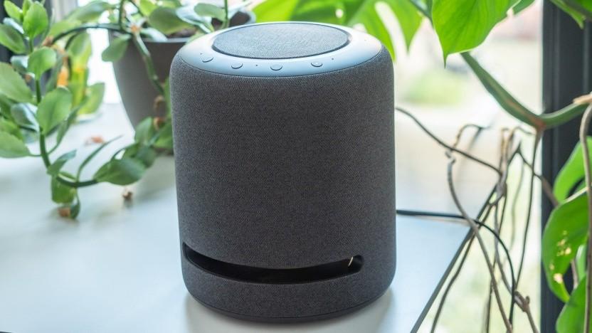 Amazons Echo Studio
