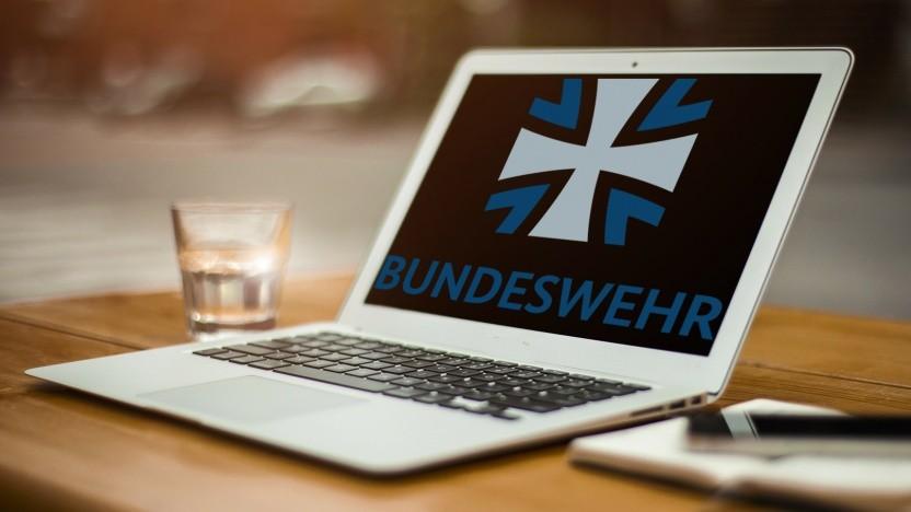Die Bundeswehr will weitere Laptops einkaufen.
