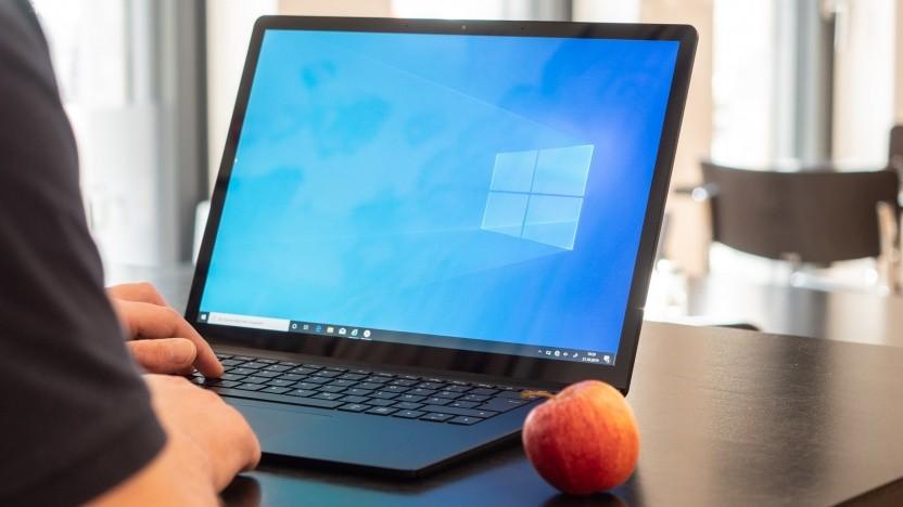 Video: Der Surface Laptop 3 sieht schick aus