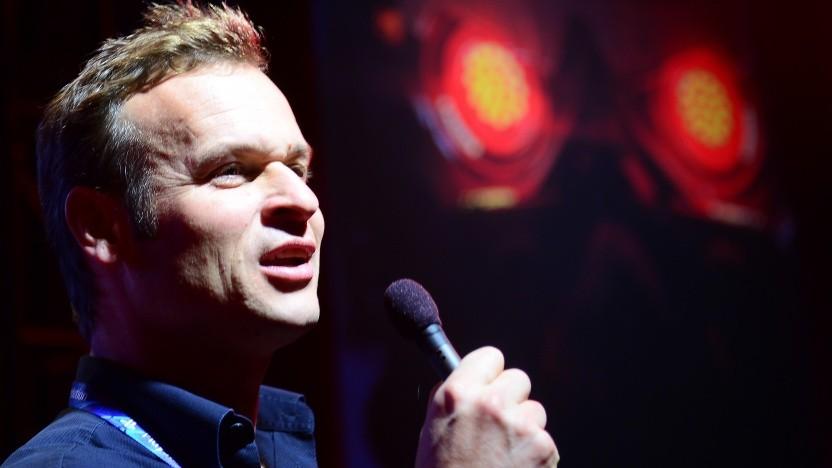 Hermen Hulst, neuer Chef der Sony Worldwide Studios