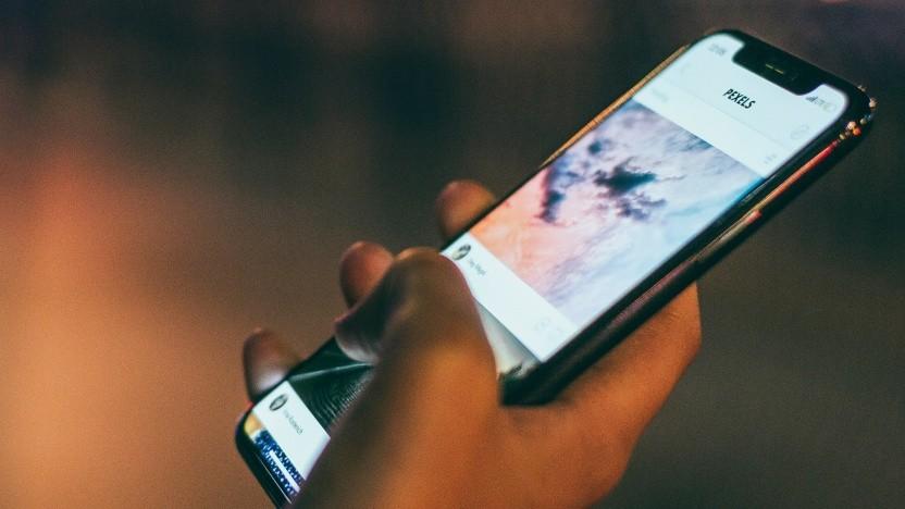 Das iPhone erhält ein Update außerhalb der Reihe.