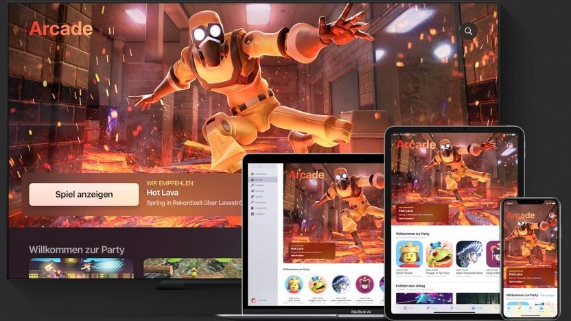 Artwork von Apple Arcade