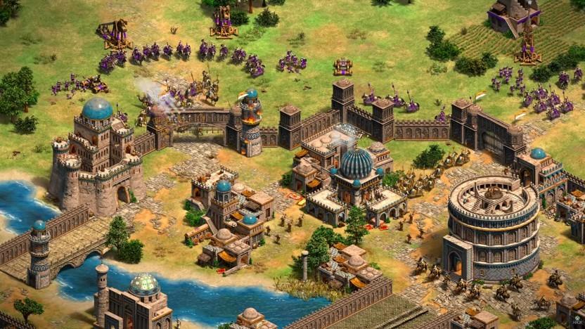 Artwork von Age of Empires 2 Definitive Edition