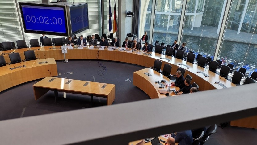 Anhörung am 11. November 2019 im Auswärtigen Ausschuss