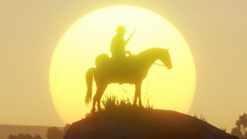 Artwork der PC-Version von Red Dead Redemption 2