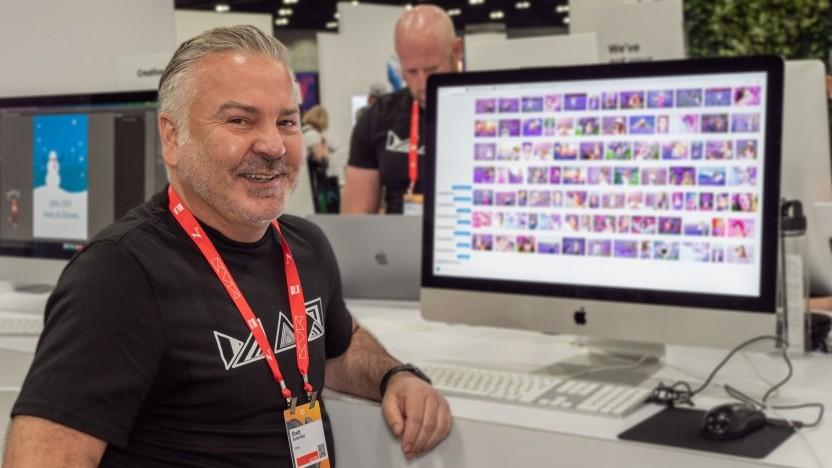 Brett Butterfield ist Leiter der Softwareentwicklung für Sensei und Suche bei Adobe.