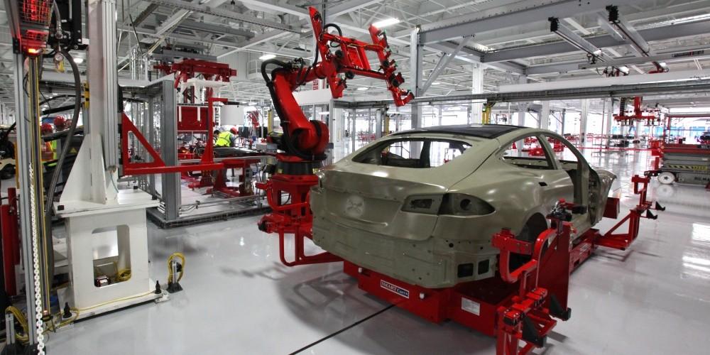 Tesla-Fabrik in Brandenburg: Remote, Germany