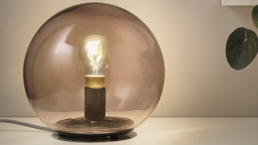 Das neue Filament-Leuchtmittel von Ikea